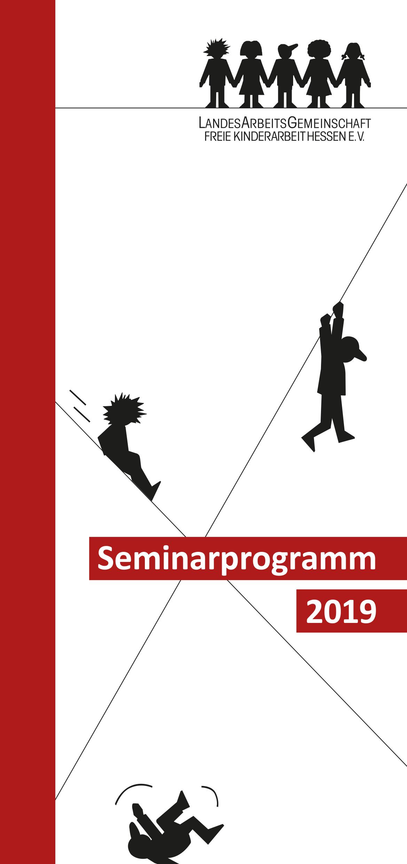 LAG Seminarprogramm 2019