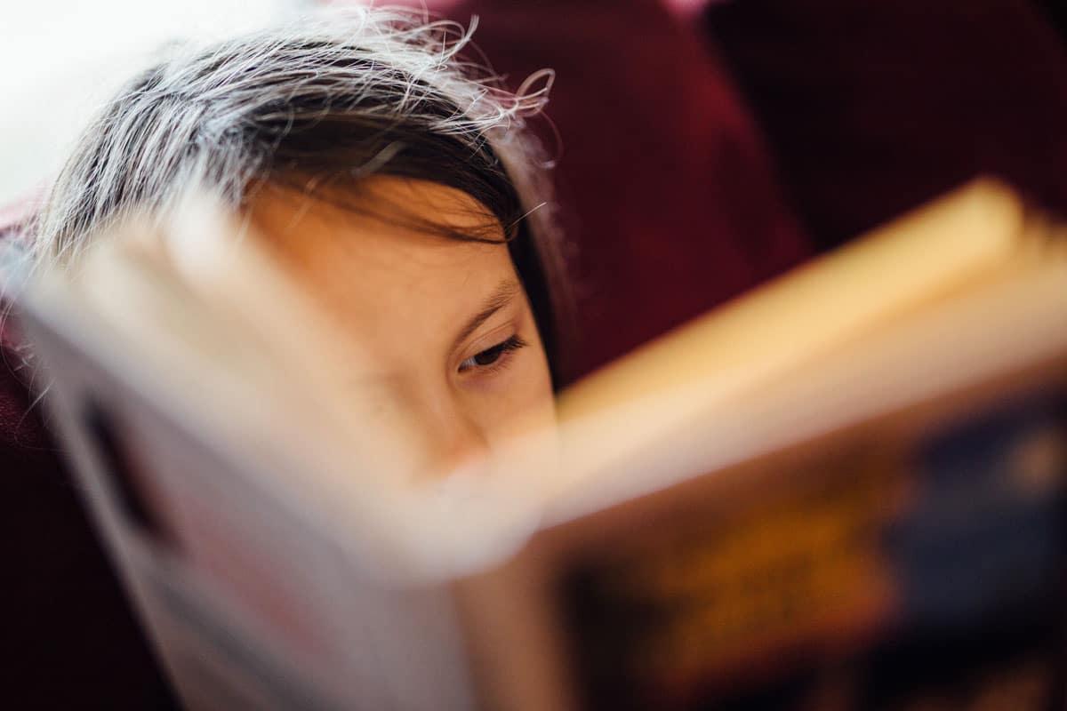 Lesen braucht Ruhe: In welchen Räumlichkeiten finden Kinder sie?